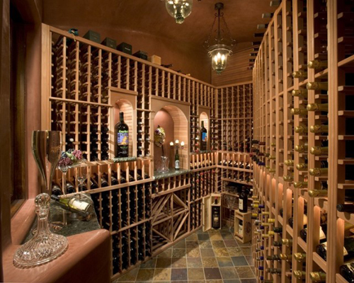 Ремонт стилажей для вина