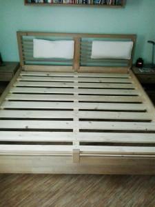 фото кровати после ремонта